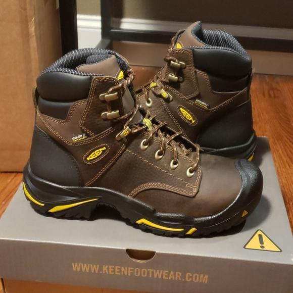 db71e6ec48 Keen Shoes | Utility Mt Vernon Boot | Poshmark